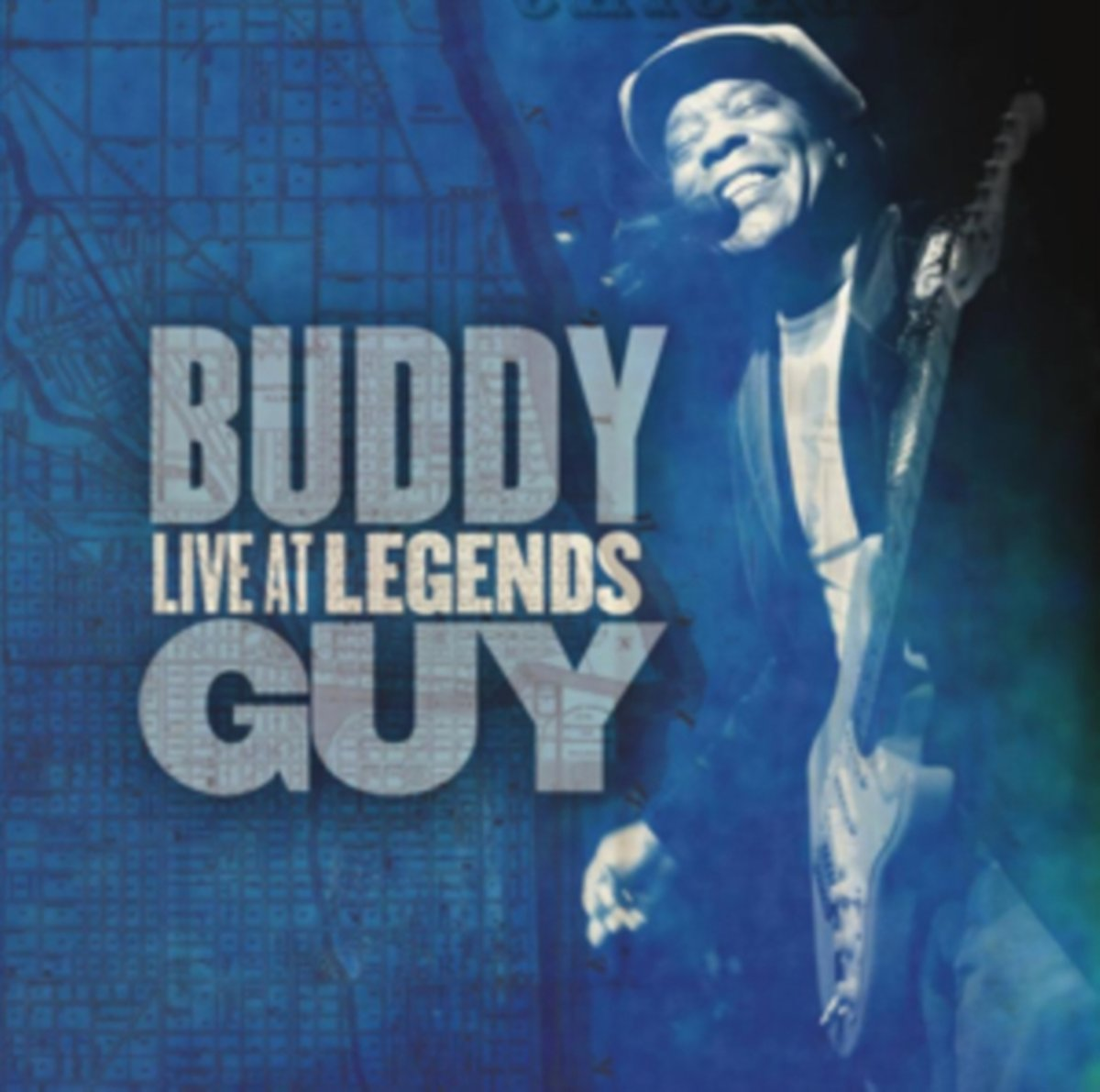 Buddy Guy Live at Legends Blues CD kopen