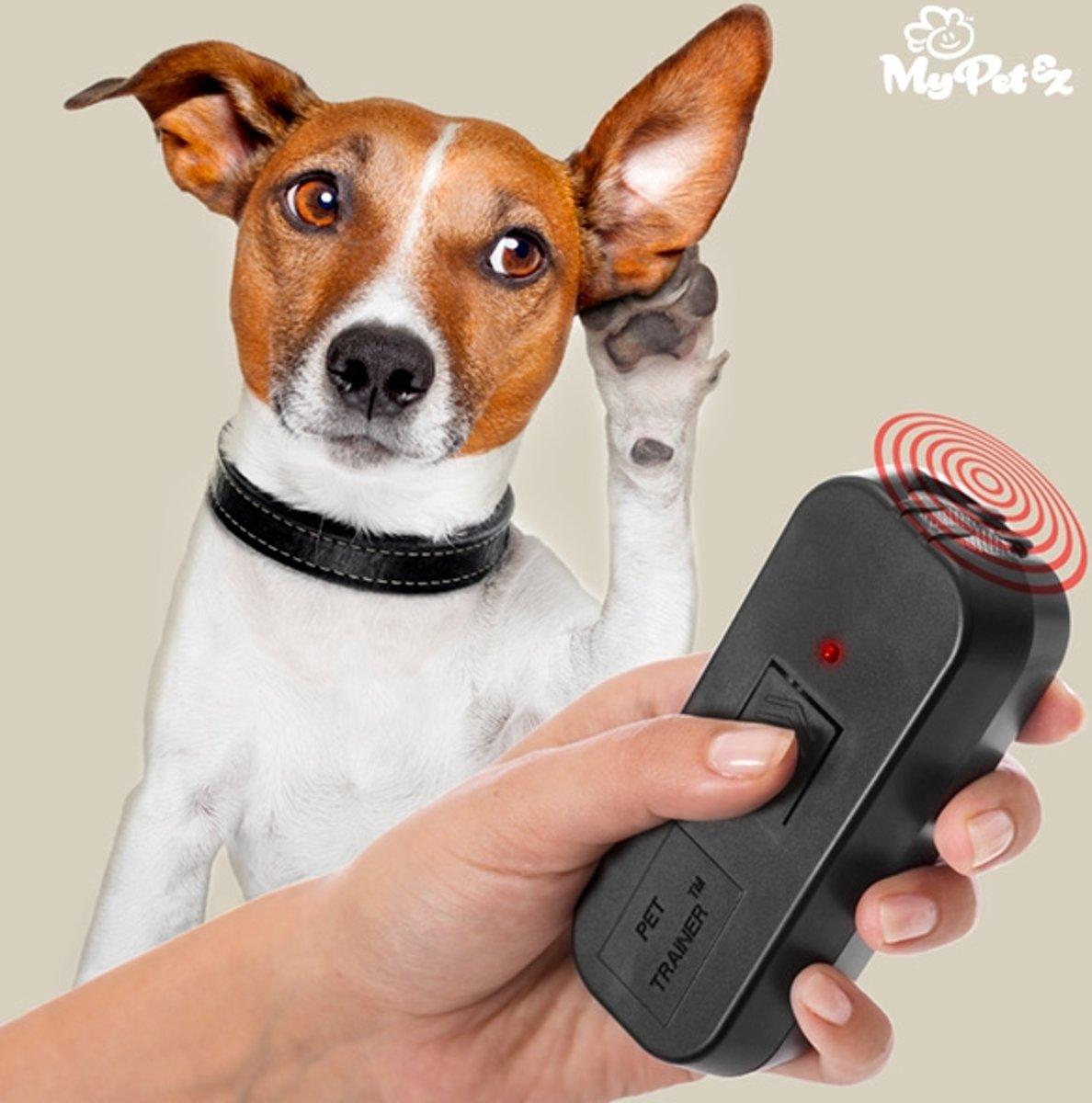 My Pet Trainer Ultrasone Afstandsbediening voor het Trainen van Huisdieren kopen