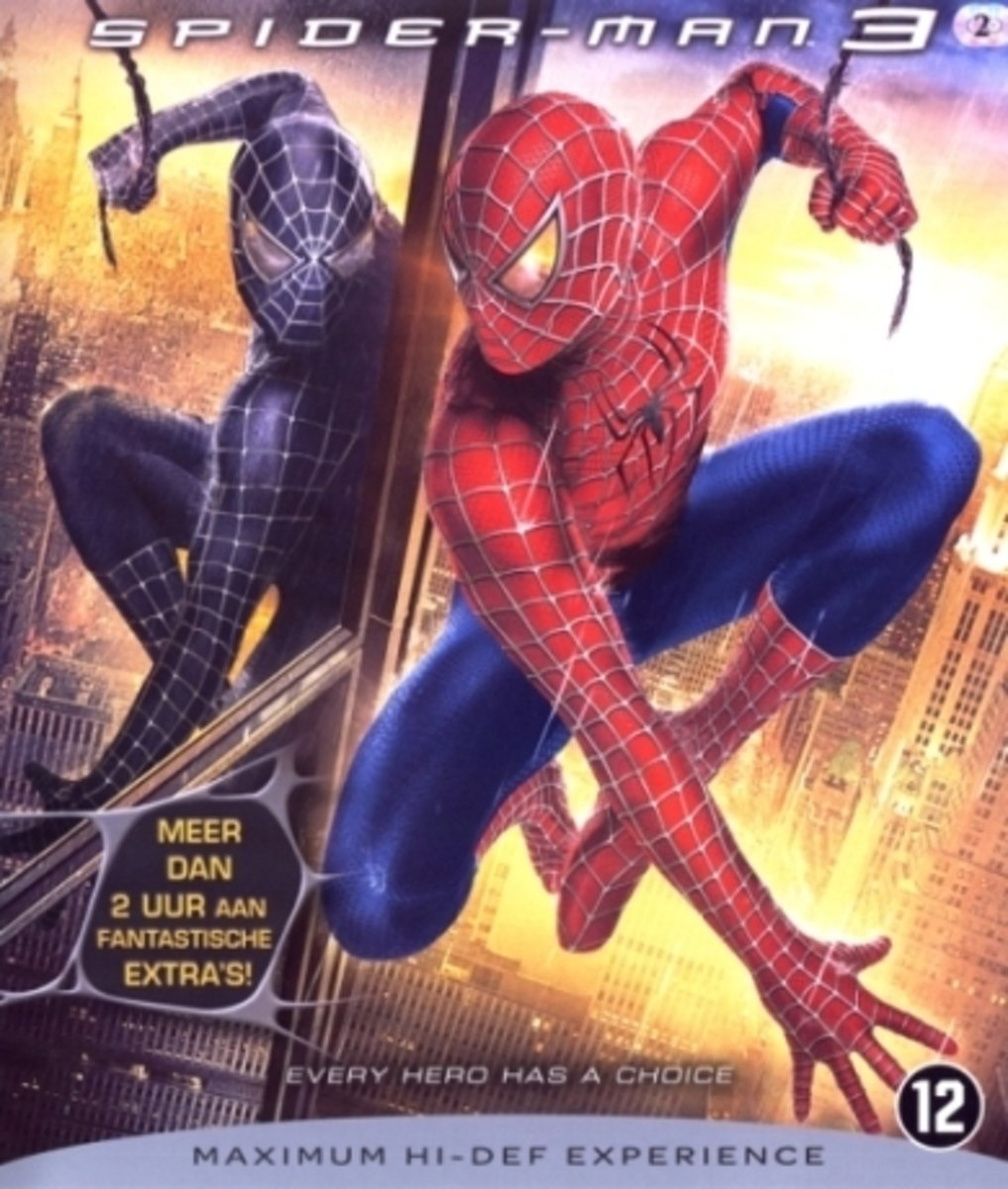 Spiderman 3 kopen