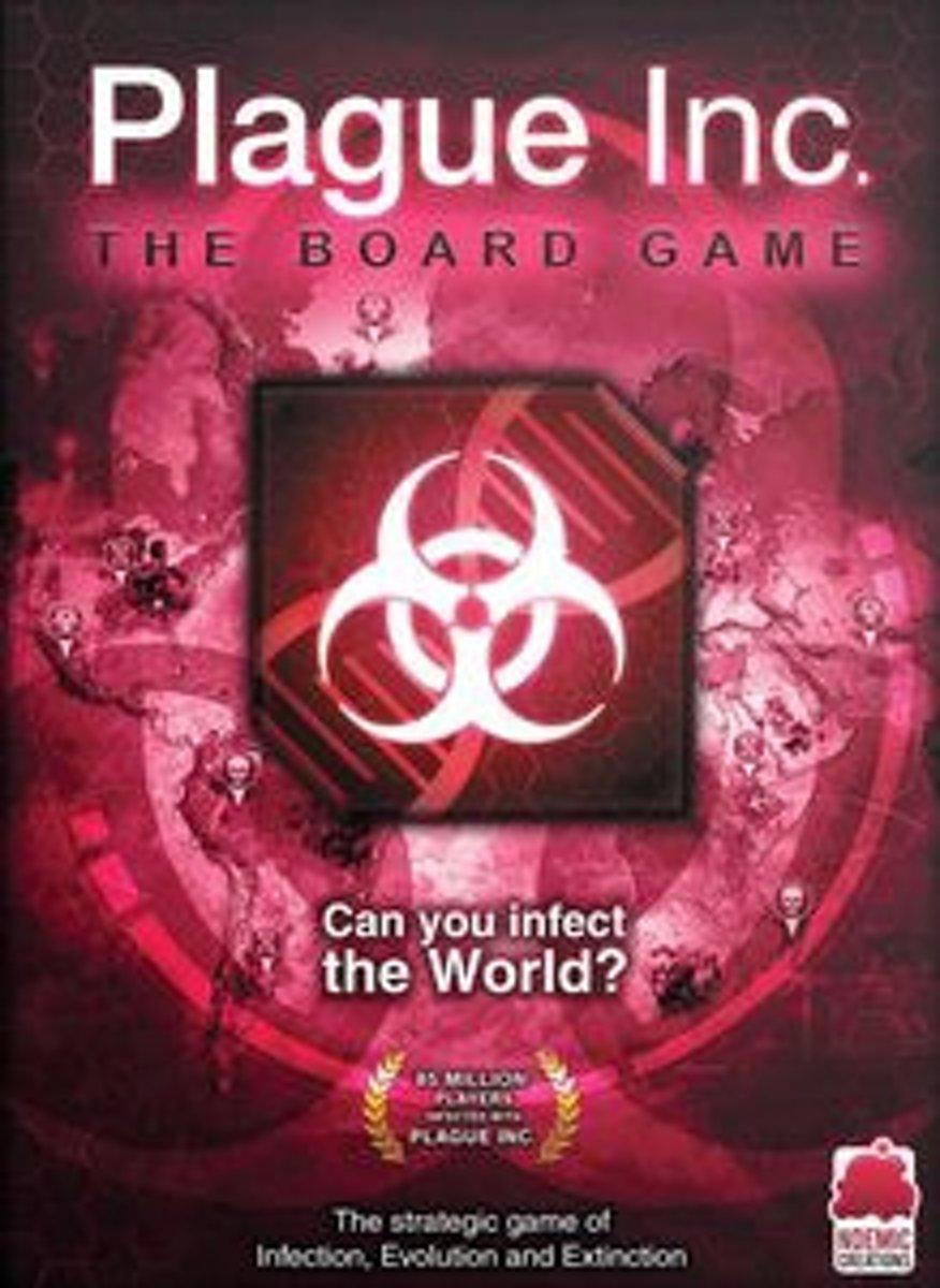 Plague Inc: The Board Game