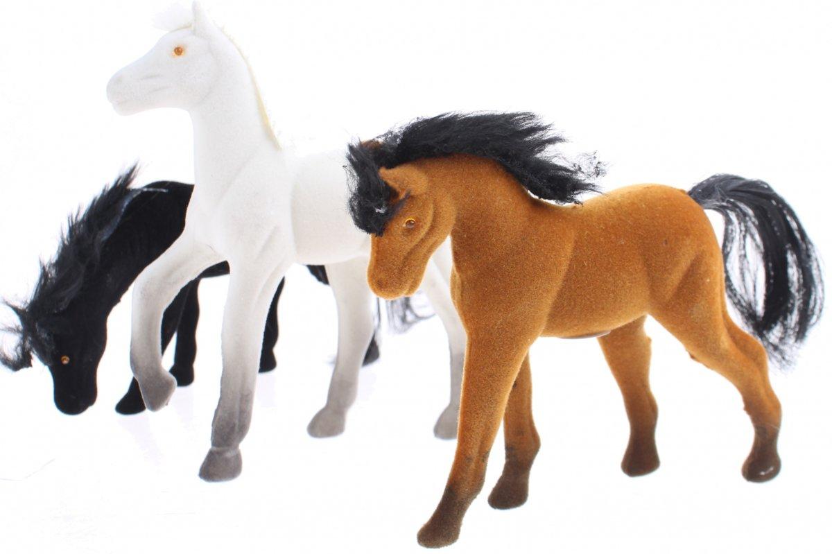 Toi-toys Mini-paarden 3-delig 10 Cm kopen