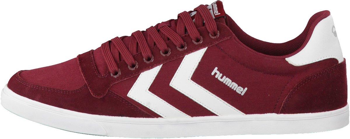 Hummel Chaussures De Sport Lage Mince Stadil Bas 63512 qeYAWVA