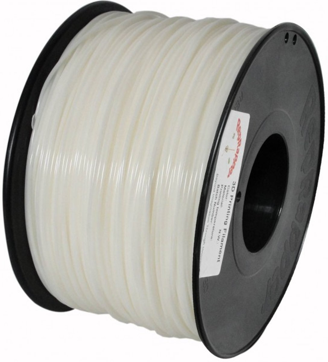 1.75mm naturel ABS filament