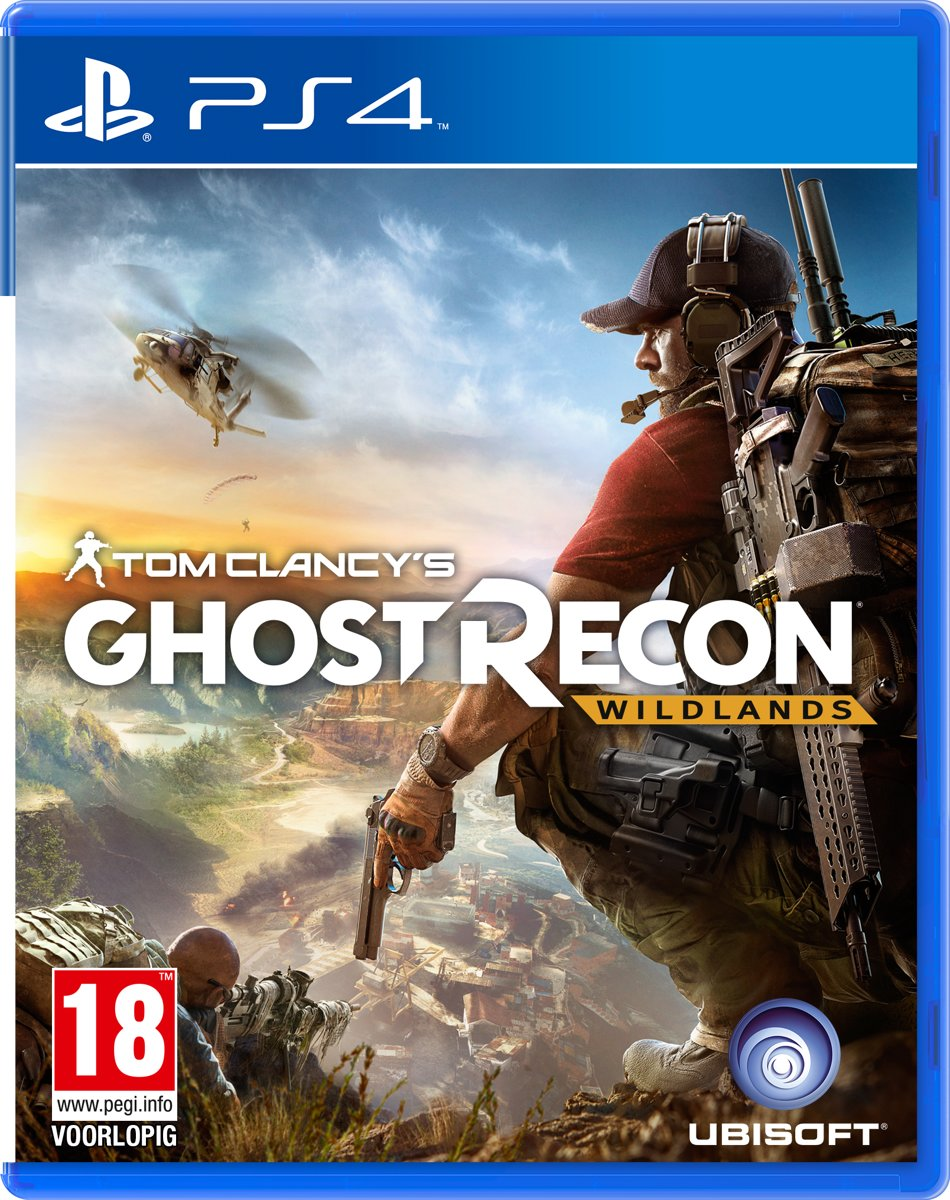 Ghost Recon: Wildlands PlayStation 4