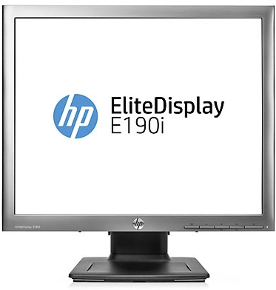 "HP EliteDisplay E190i IPS 18.9"" Zilver"