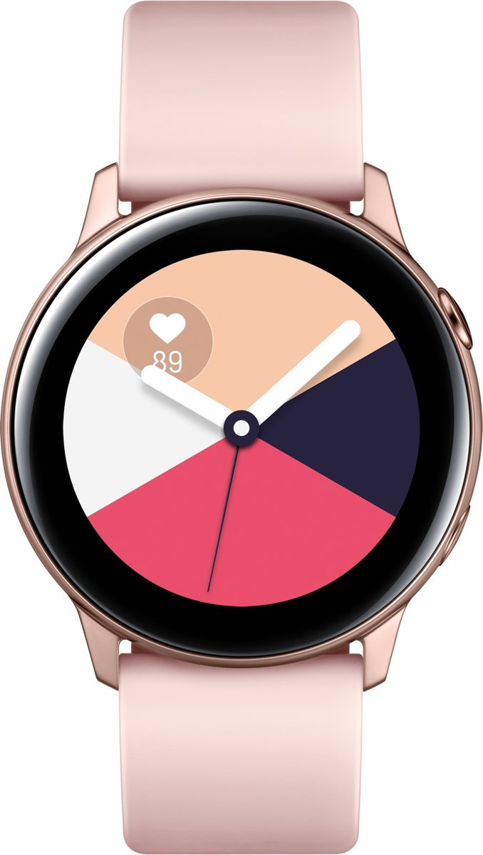 Samsung Galaxy Watch Active rose goud kopen