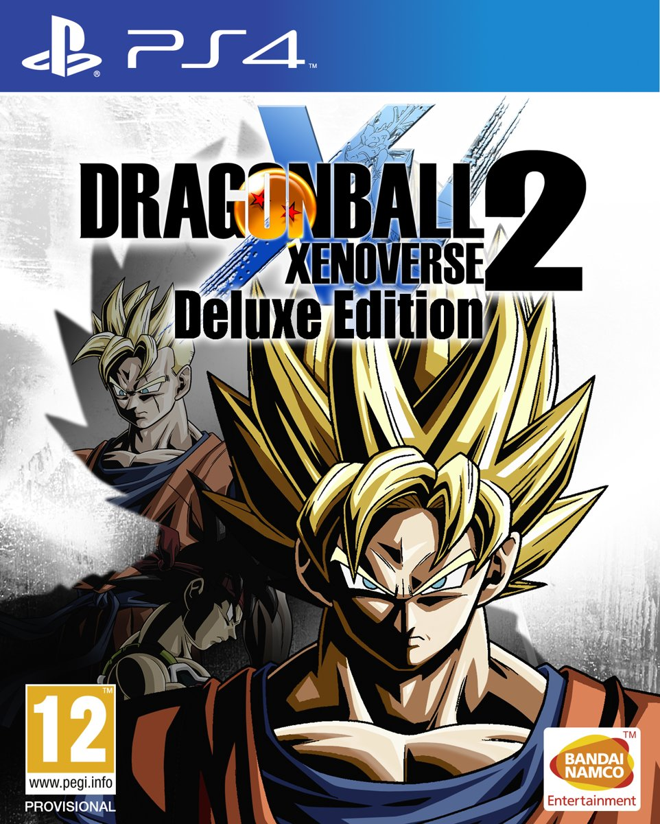 Dragon Ball Xenoverse 2 Deluxe PlayStation 4