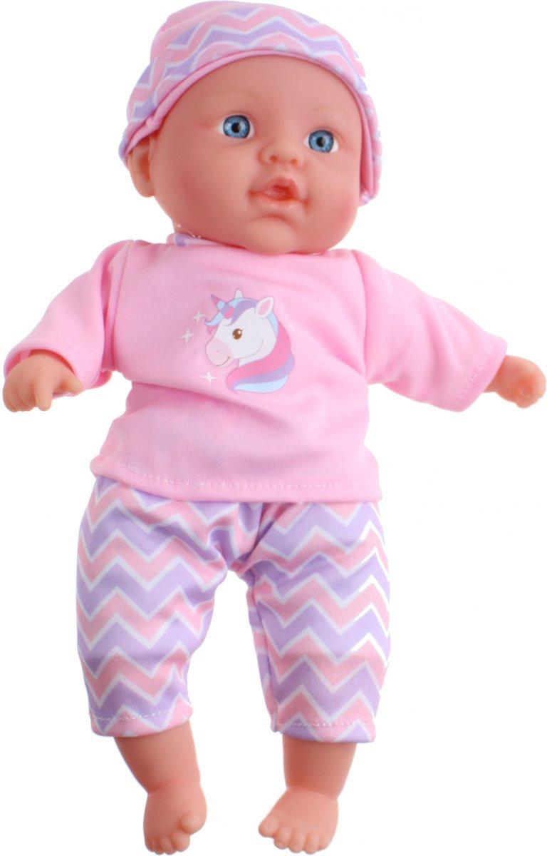 Mother Love Babypop met Geluid 31 cm Assorti