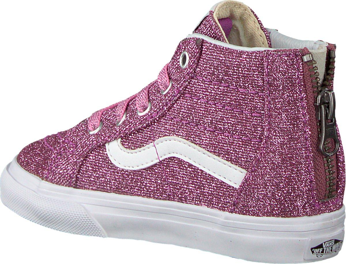 bf701e361a2 bol.com | Vans Meisjes Sneakers Va32r3nra - - Maat 26