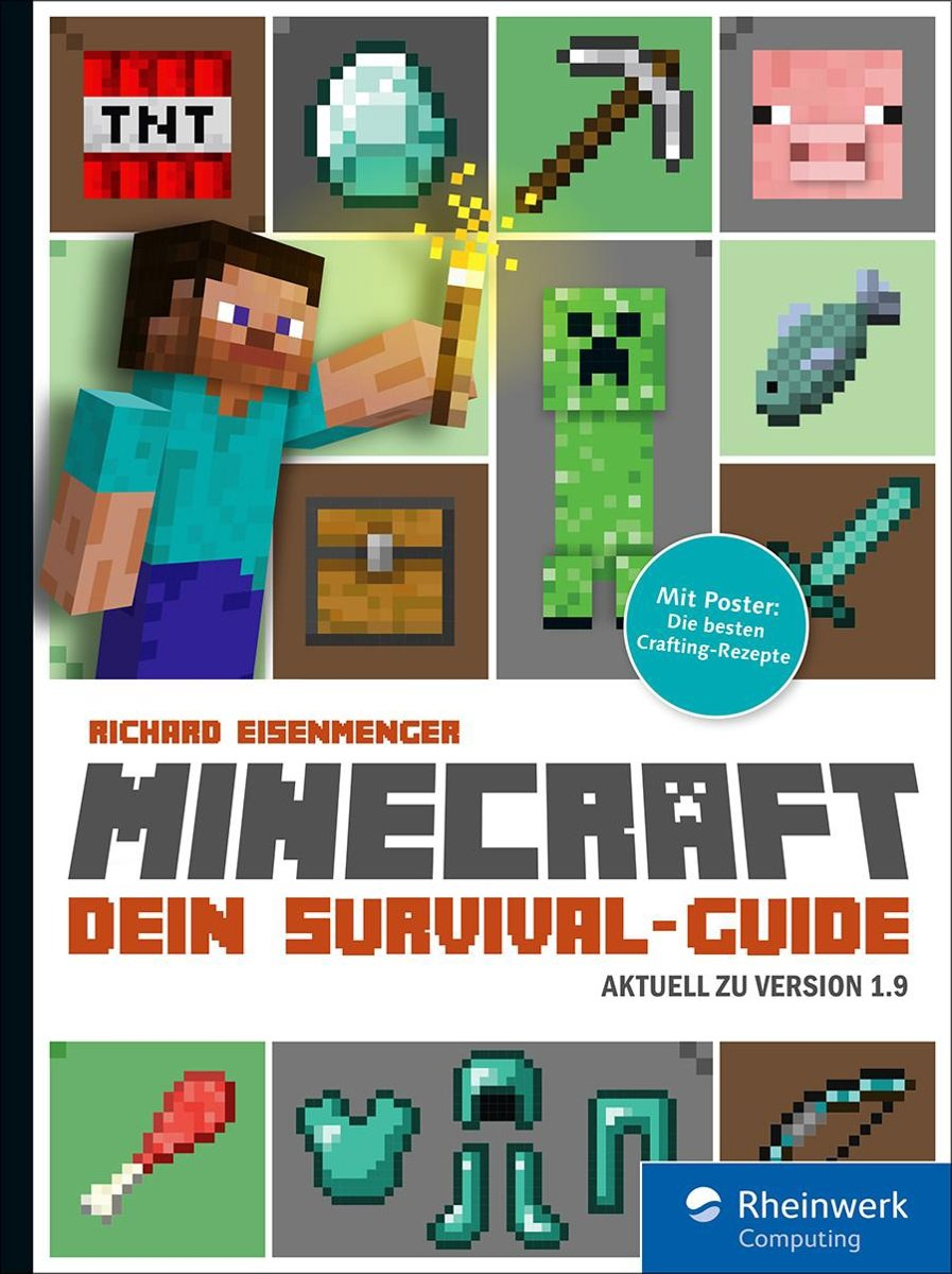 bol.com   Minecraft (ebook), Richard Eisenmenger   9783836240185 ...