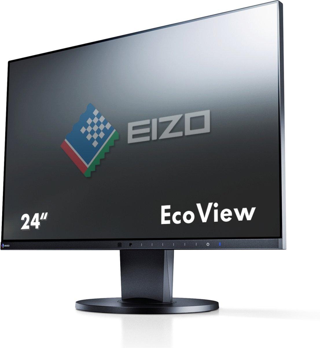Eizo Flexscan EV2455 - Full HD Monitor / Zwart