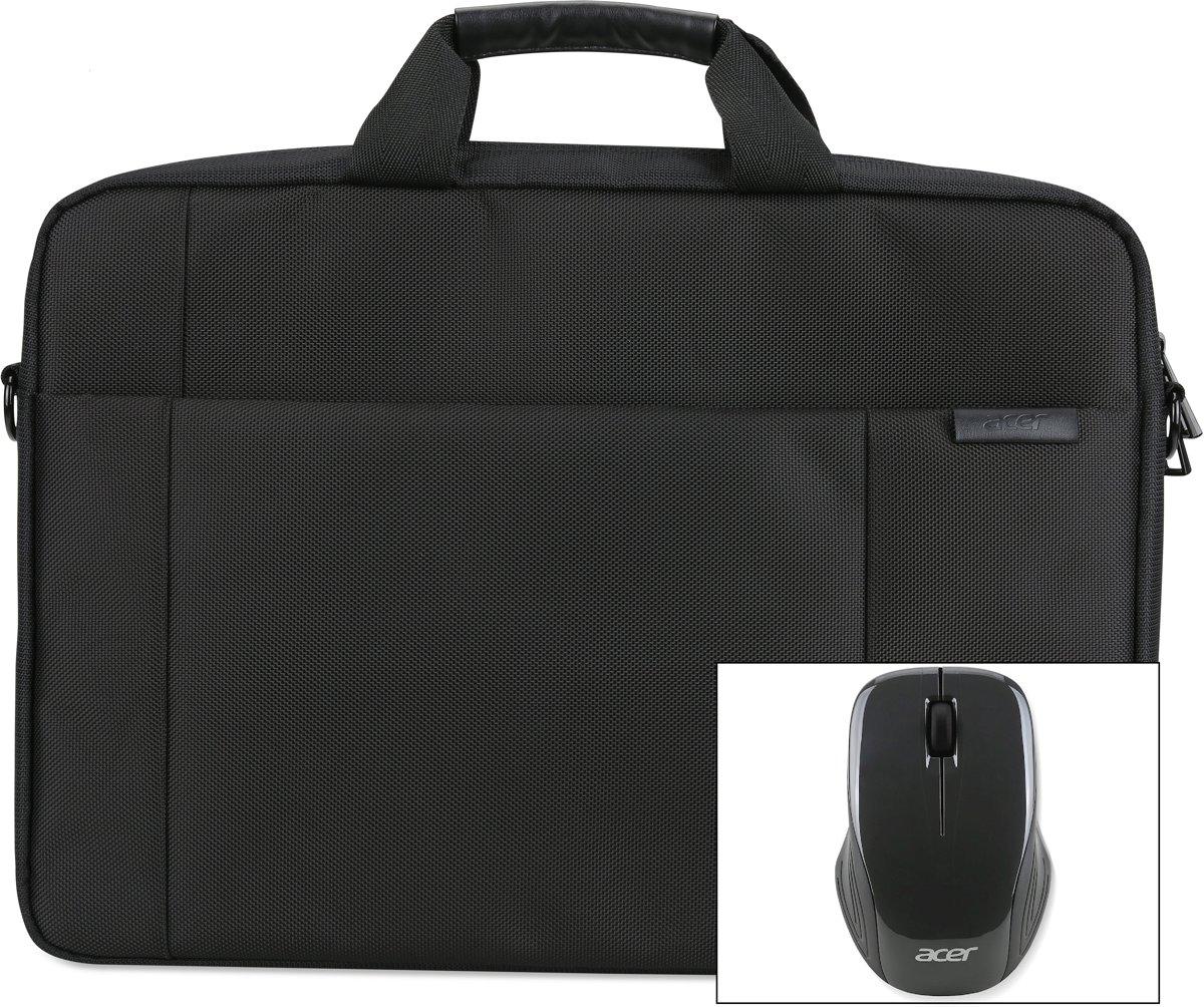 Acer Options Pack 15.6'' Care Promise A notebooktas 39,6 cm (15.6'') Rugzak Zwart kopen