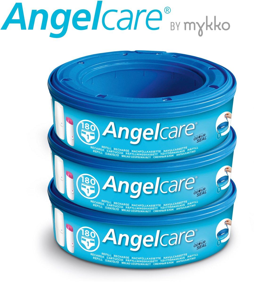 Foto van Angelcare navulcassettes 3-pack