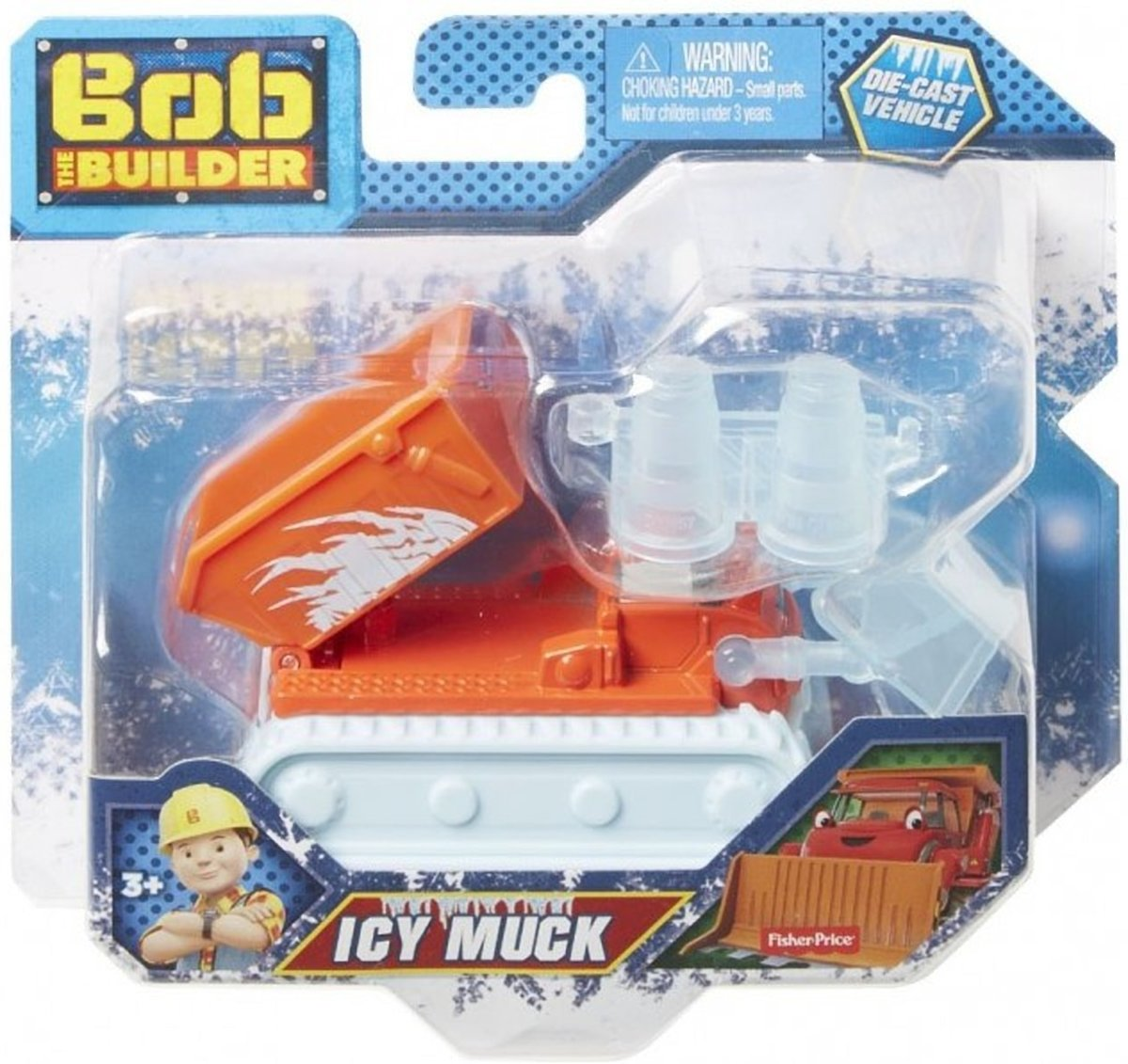 Bob De Bouwer Icy Muck