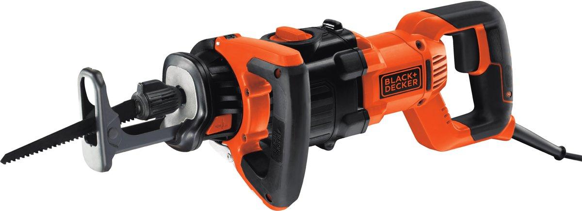 BLACK+DECKER - RS1050EK-QS - 1050W Reciprozaag met variabele snelheid