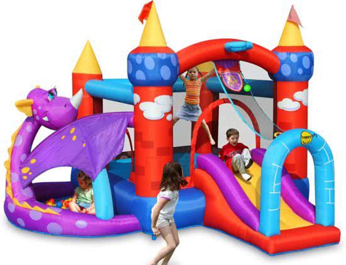 Happy Hop Dragon Quest Bouncer