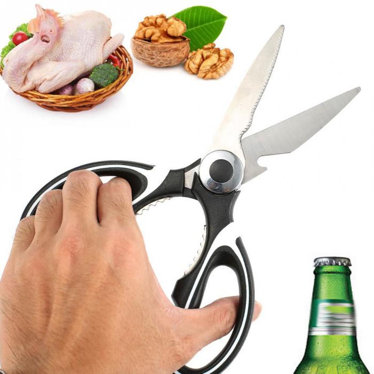 Duurzame en handige vleesschaar voor het bereiden en knippen van vlees kopen