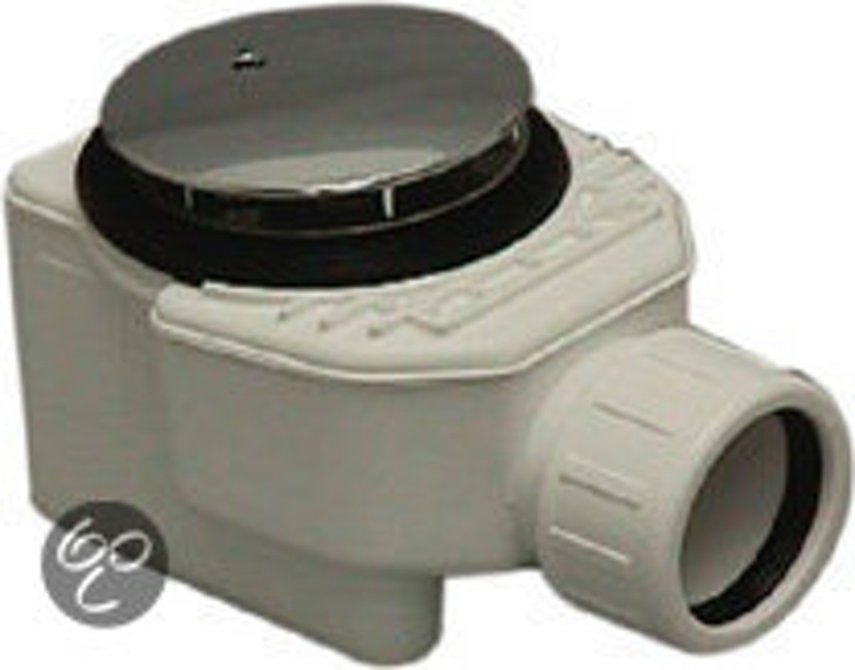 Douchebaksifon M/Plug 52Mm Chr Sanit (Pl Label) 3403500Sb02 kopen