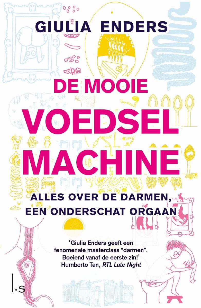 boek de voedselmachine