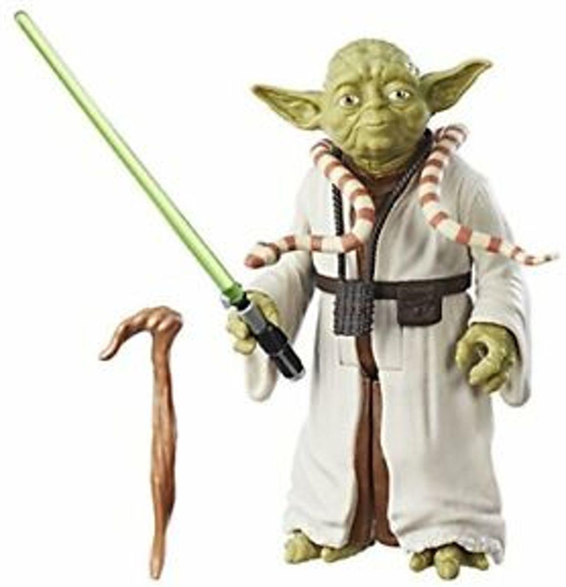 Star Wars Yoda - speelfiguur - Hasbro Disney