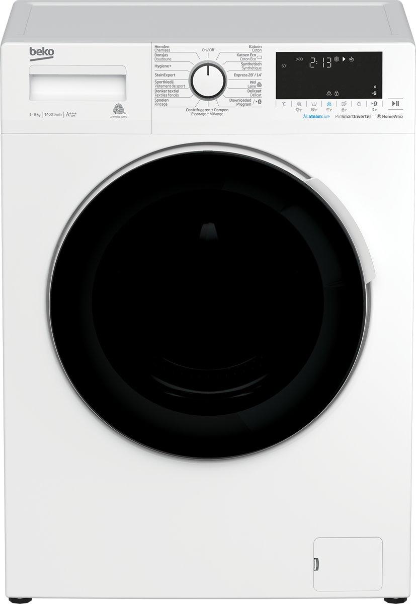 Beko WTV8740BSC -  Wasmachine kopen