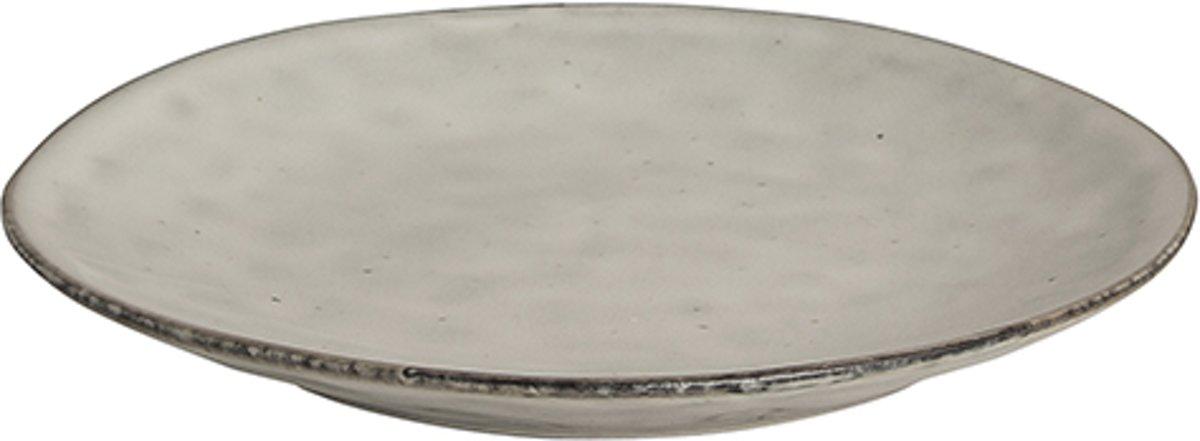 Broste Copenhagen - set van 4 taartbordjes - Ø 15cm - Nordic Sand