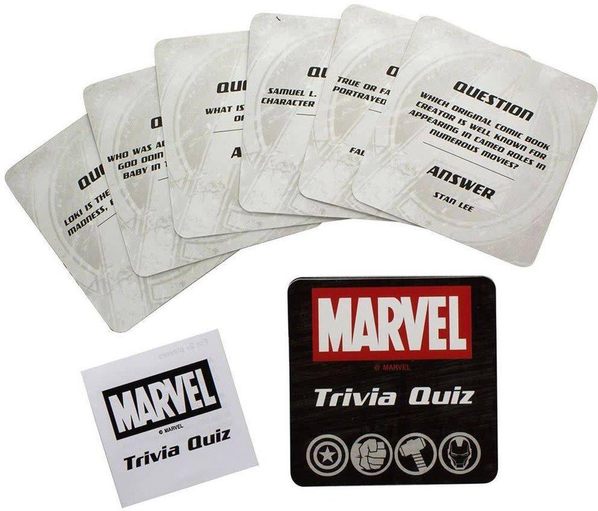 Marvel: Trivia Quiz