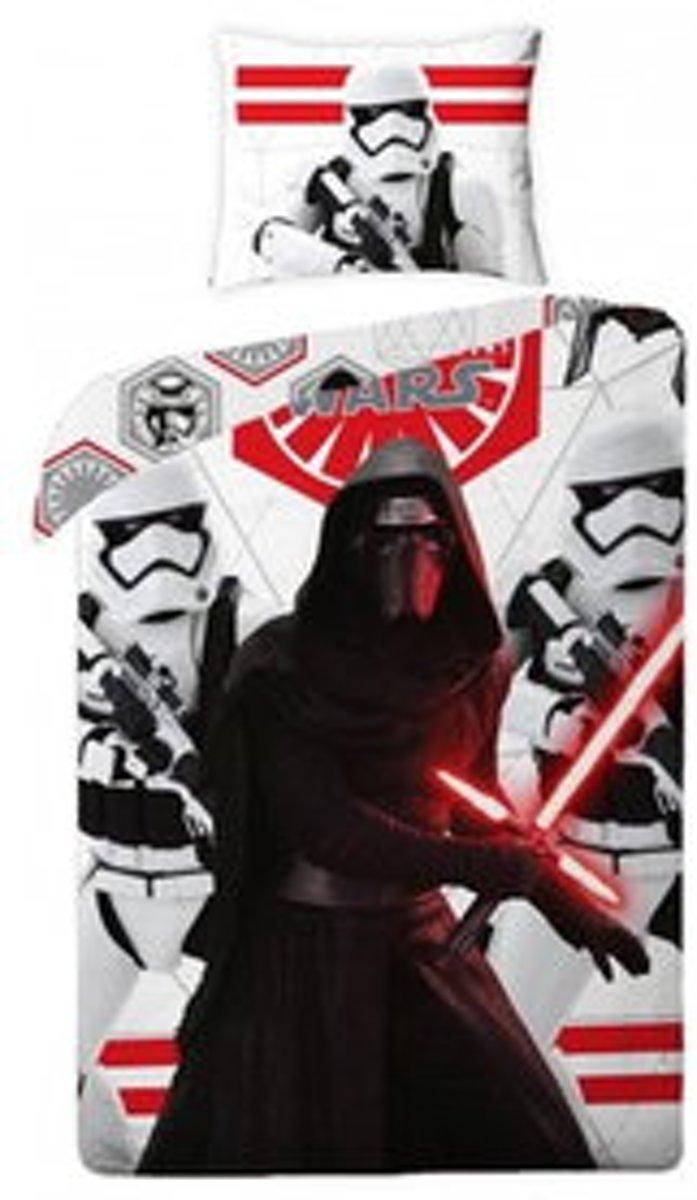 Star Wars VII Wit - The Force Awakens -dekbedovertrek - eenpersoons - 140 x 200 kopen