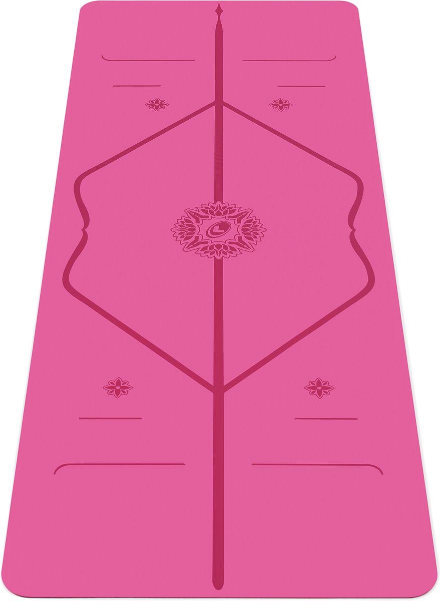 Liforme Gratitude Mat - Roze (incl. draagtas) kopen