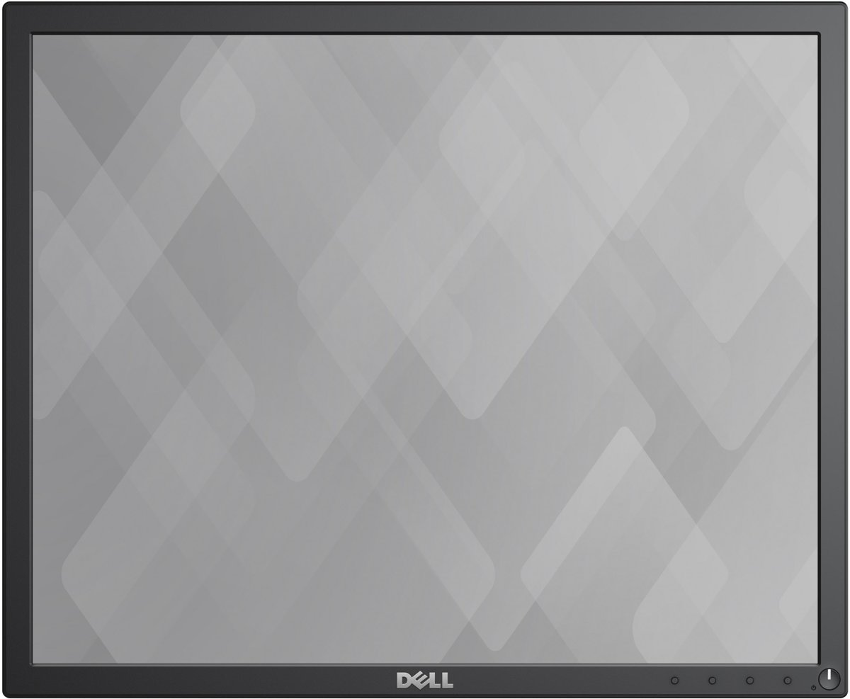 DELL P1917S 19'' HD LED Mat Flat Zwart computer monitor