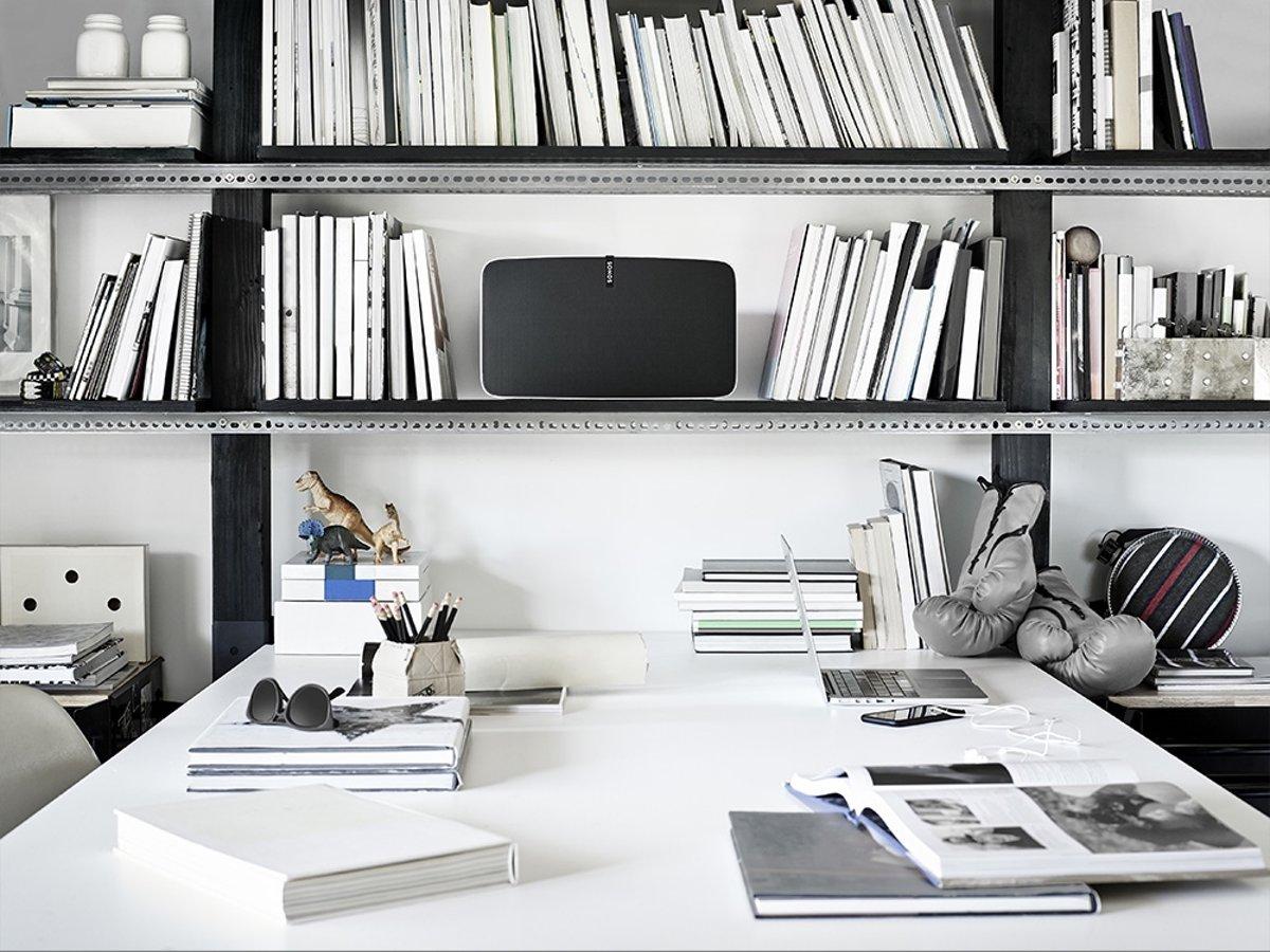 bol.com | Sonos PLAY 5 - Draadloze speaker - Wit