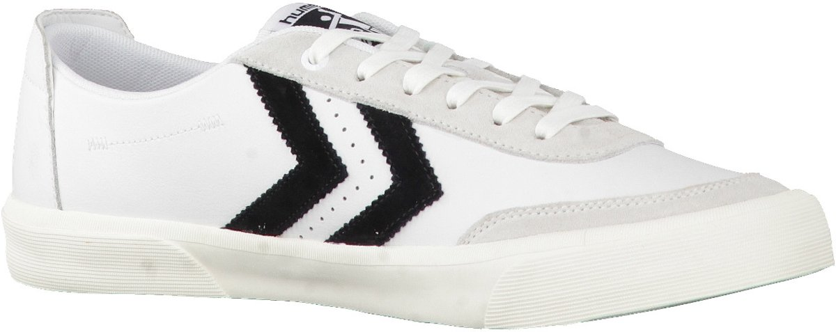 Hummel Baskets Lage Stockholm Faible 64431-7393 oZNAL