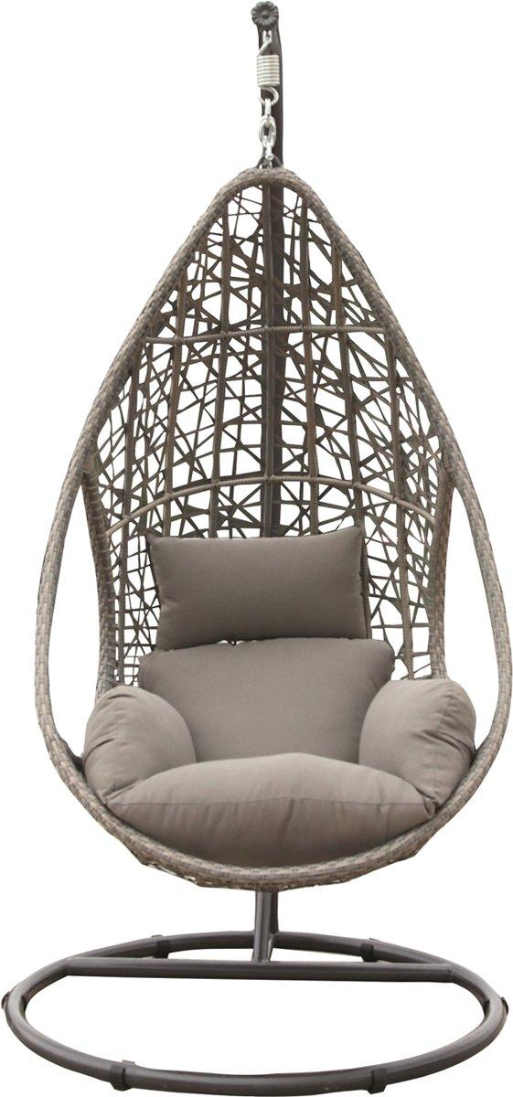 Zit Ei Stoel.Bol Com Sens Line Hangstoel Mona Relax O103 Cm X 205 Cm Sand