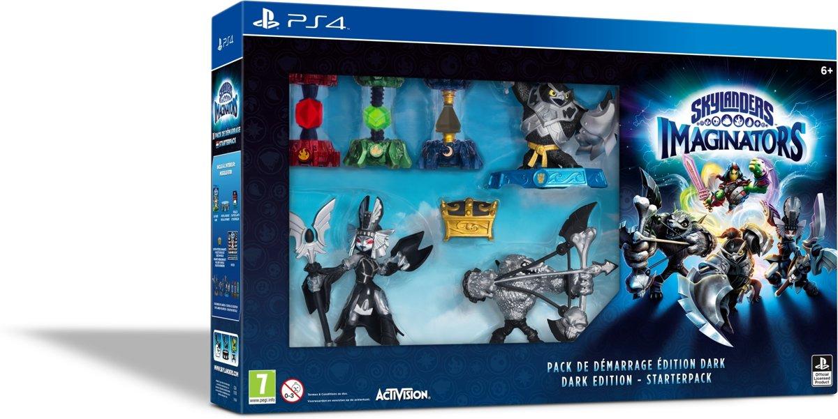 Skylanders Imaginators: Starter Pack Dark Edition PlayStation 4