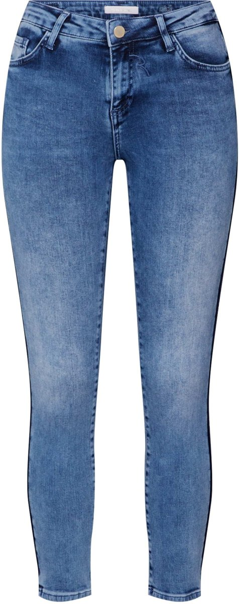 Rich & Royal jeans lace tape Blauw 28 32