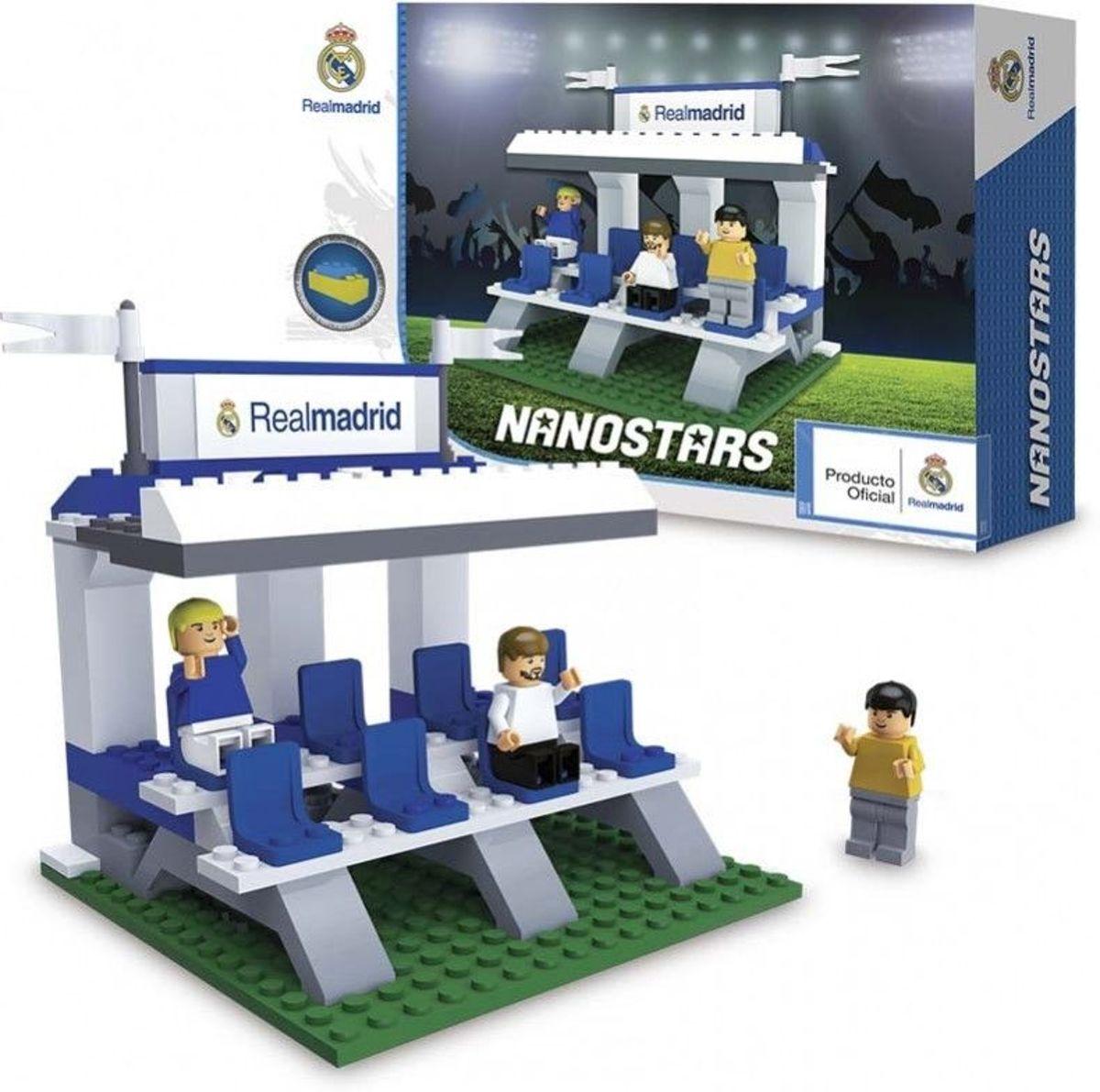 Tribune real madrid NanoStars