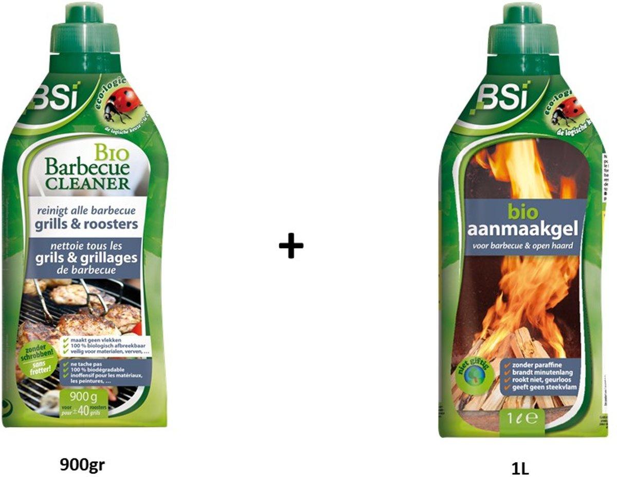 Biologische BBQ-reiniger 900gr + bio aanmaakgel 1L kopen