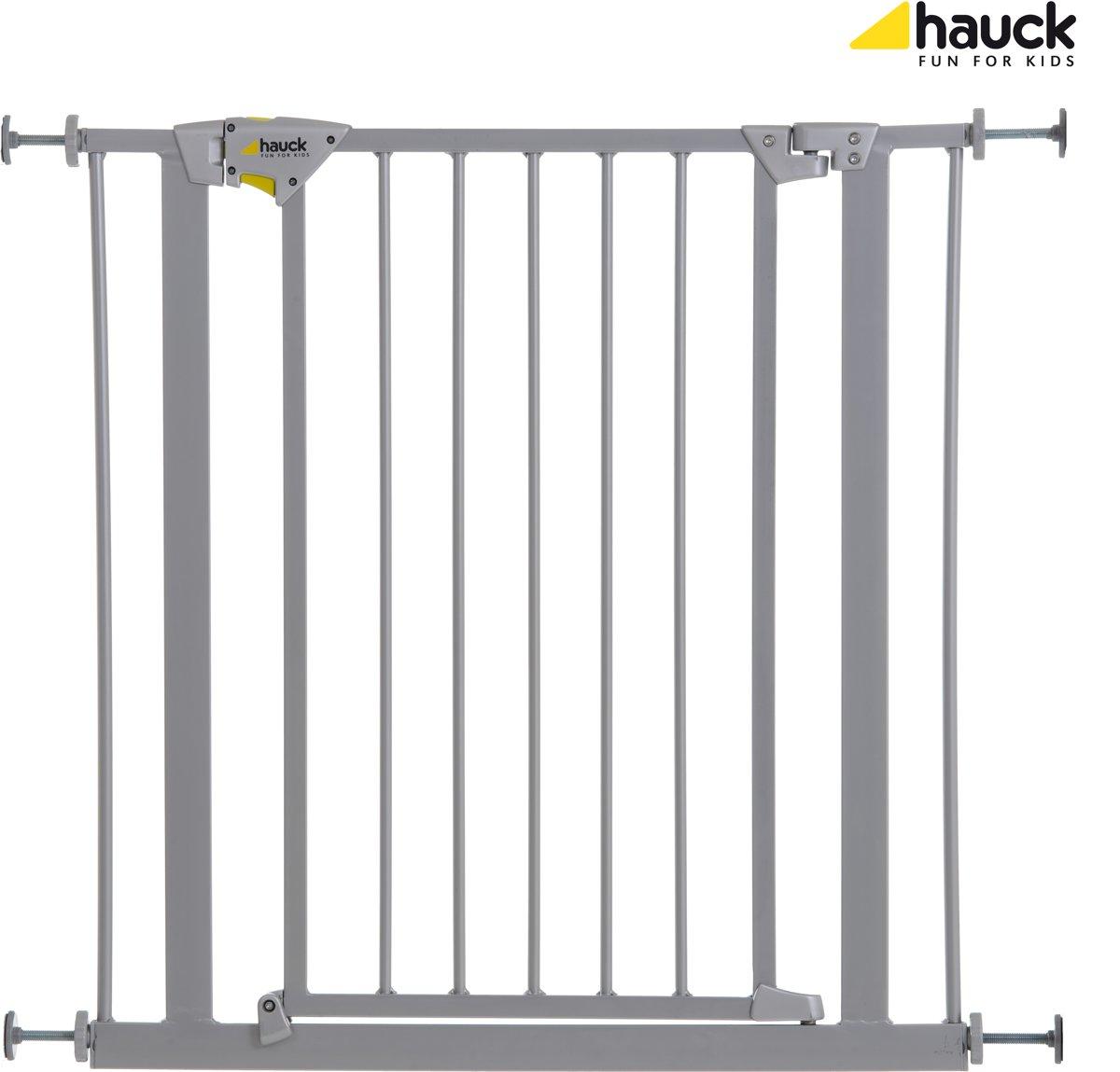 Hauck Trigger Lock - Traphekje (75 - 81 cm) - Silver