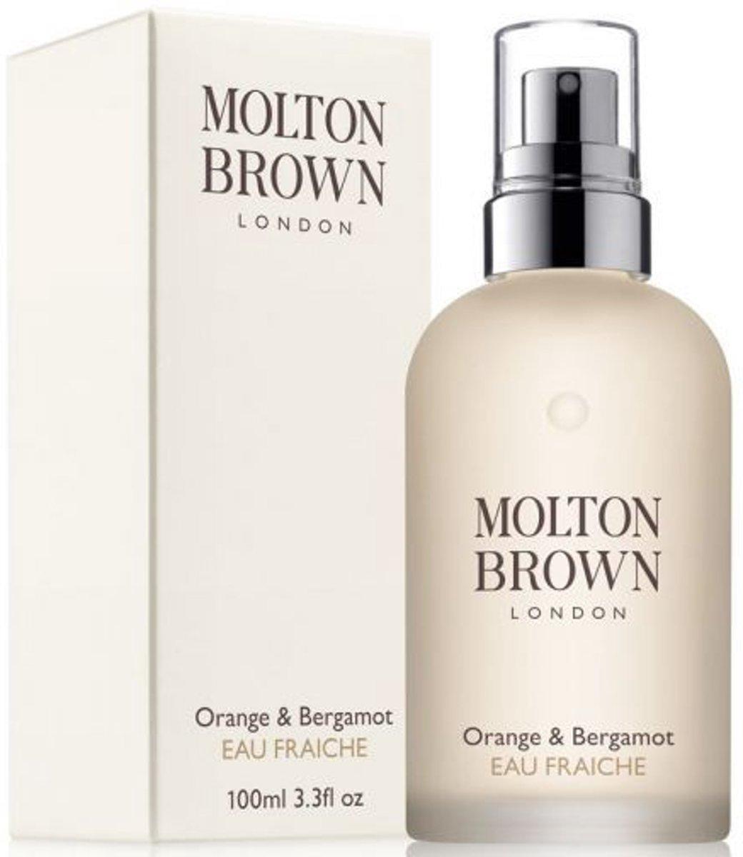 | Molton Brown Orange & Bergamot Eau Fraiche