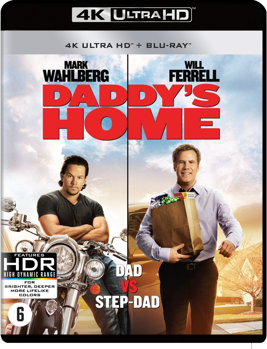 Daddy's Home (4K Ultra HD Blu-ray)-