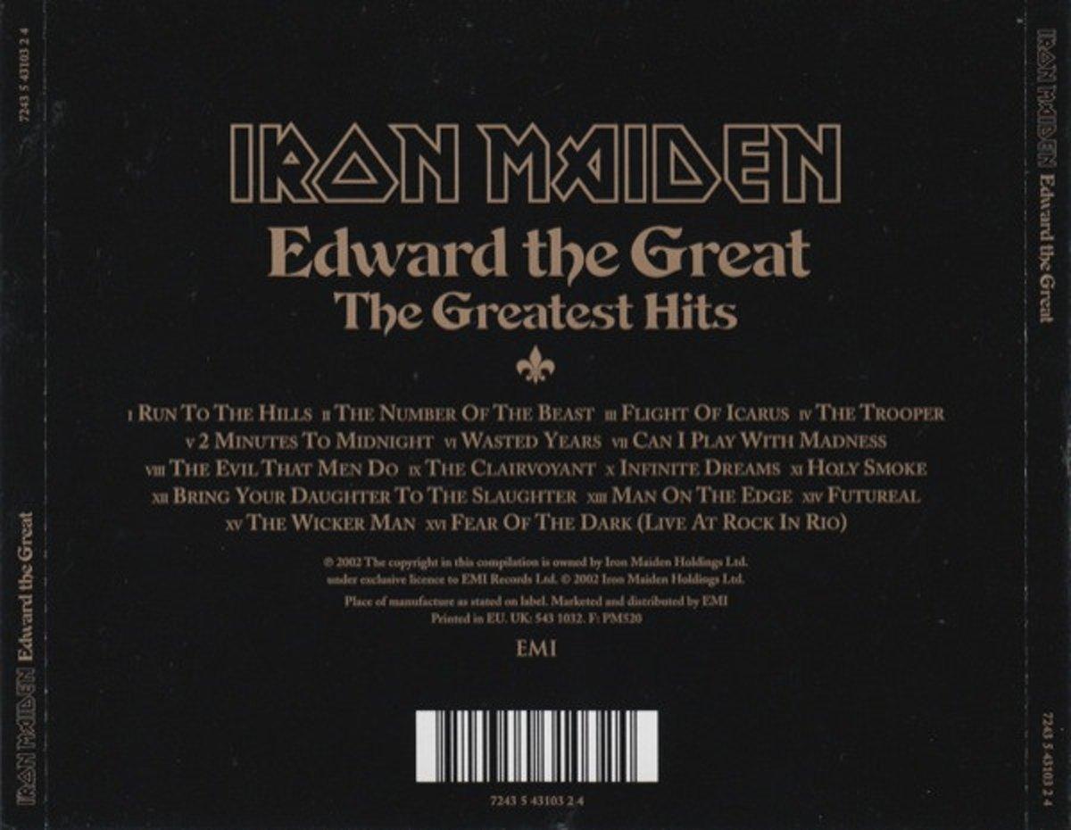 De Wicker Man enkel Iron Maiden