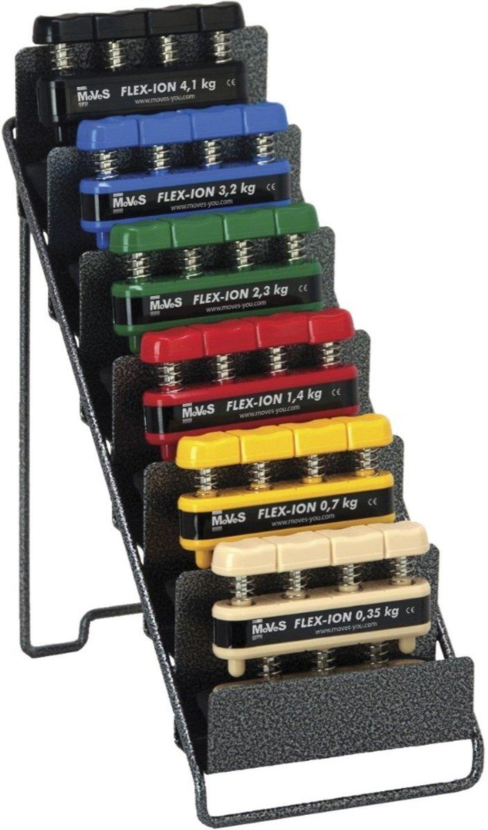 Vingertrainer Flex-ion set van 6 + display kopen