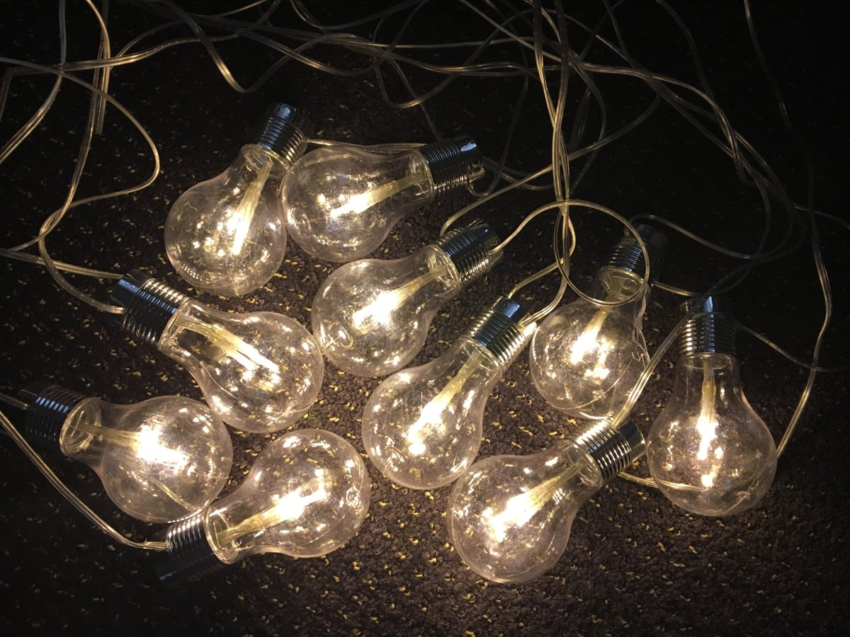 Party Verlichting Tuin : Bol cbd partyverlichting led m classic warm wit