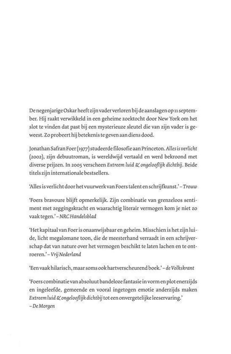 bol.com | Extreem luid en ongelooflijk dichtbij (ebook), J.S. Foer ...