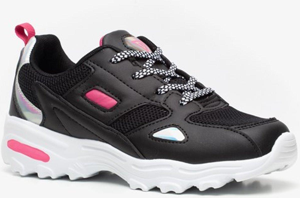 Osaga meisjes sportschoenen Zwart Maat 34