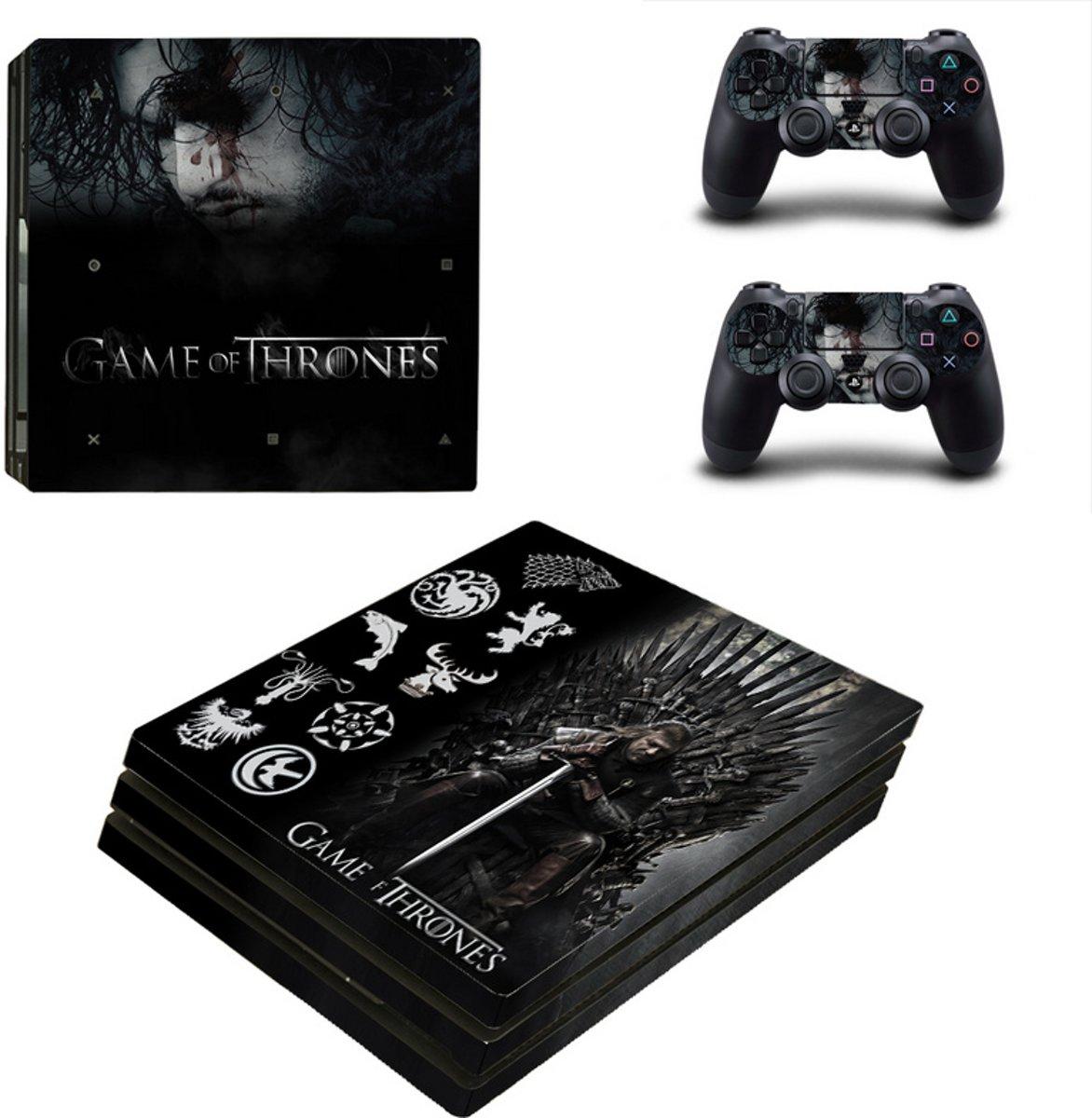 Game of Thrones Skin Sticker - Playstation 4 Slim kopen
