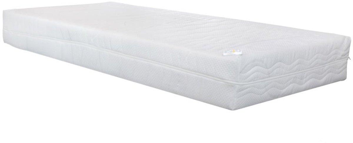 Bedworld Matras Pocket Comfort Gold HR55 - 90x200 - 24 cm matrasdikte Soepel ligcomfort