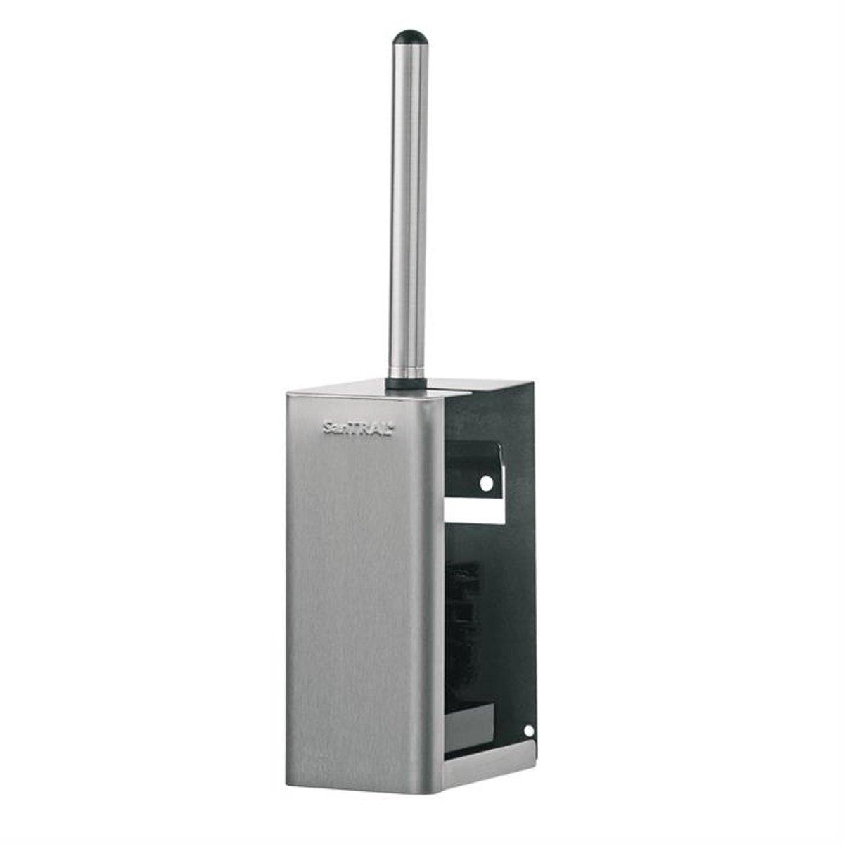 Toiletborstelhouder van RVS met muurbeugel Ophardt Hygiene SanTRAL WBU 3 kopen