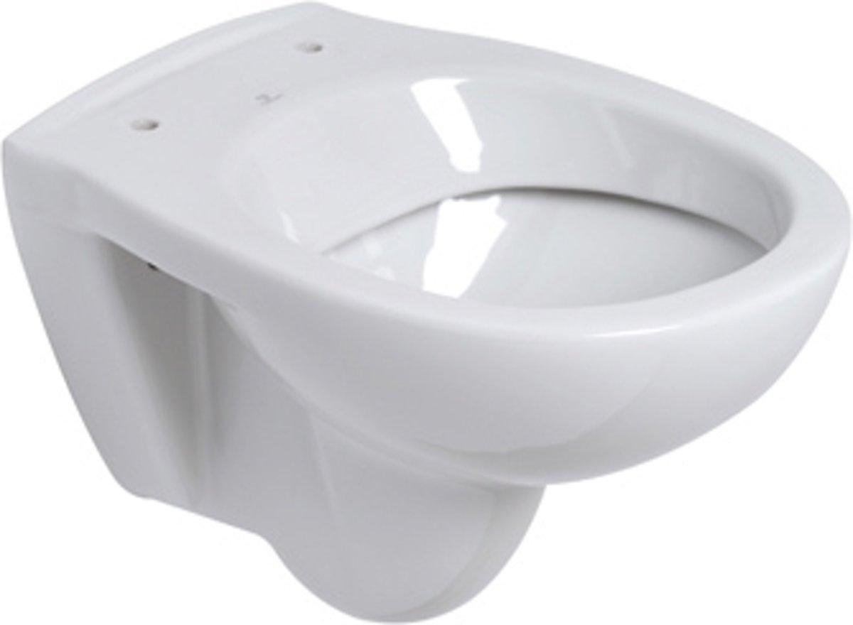 Kiwa Bedieningspaneel Toilet : Bol.com plieger compact wandcloset diepspoel verkort 48cm wit