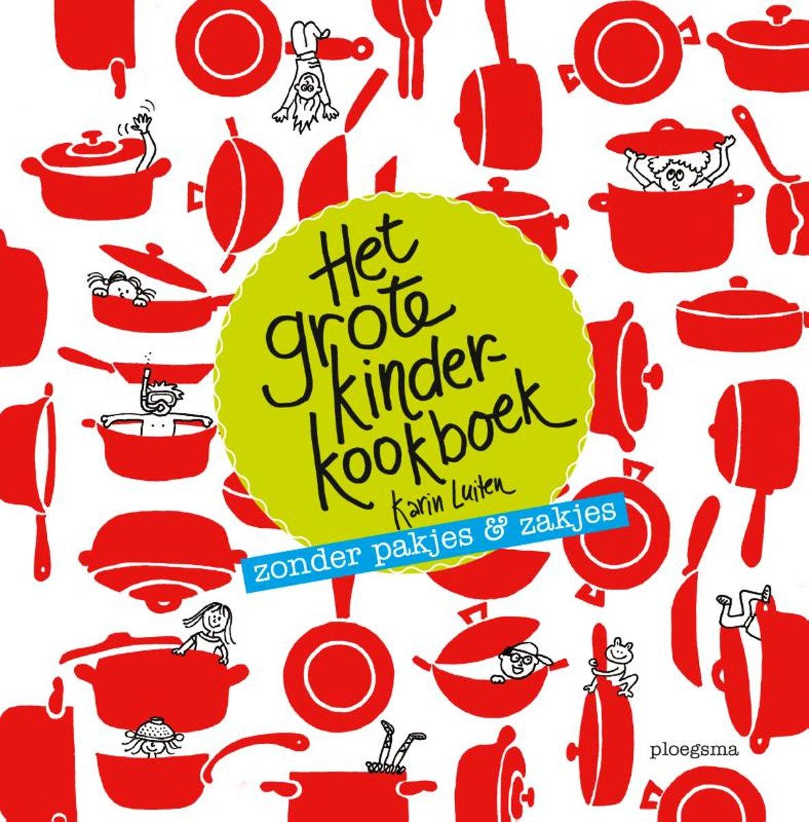 Afbeeldingsresultaat voor het grote kinderkookboek karin luiten